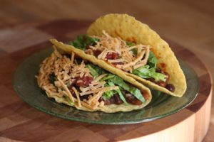 Holistic Living With Rachel Avalon Super-QUICK Vegan Taco Recipe