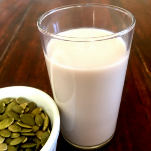 How to Make Superfood Milk in Seconds