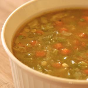 Healthy Homemade Vegetable Soup Recipe