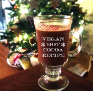 Holistic Living With Rachel Avalon - The Best Vegan Hot Chocolate Recipe
