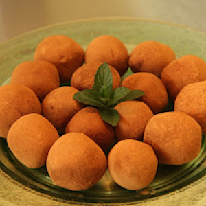 Raw Cinnamon Cacoa Truffles Recipe