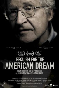 Holistic Living With Rachel Avalon Documentary Noam Chosky Requiem for the American Dream