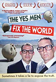 Documentary: The Yes Men Fix the World