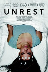 Unrest Documentary Woman Lying on Hospital Bed