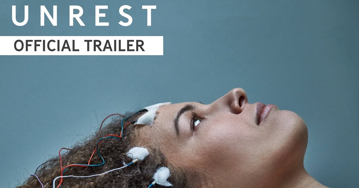 Unrest Documentary Official Trailer Woman with Electrodes