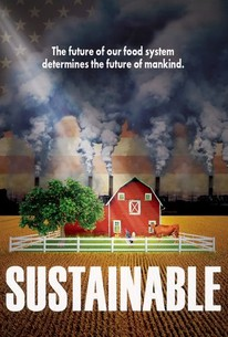 Sustainable documentary movie poster farm and pollution