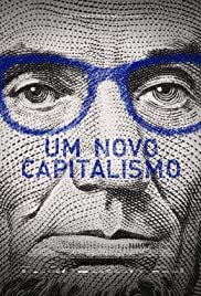 Un Novo Capitalismo Abraham Lincoln with eyeglasses