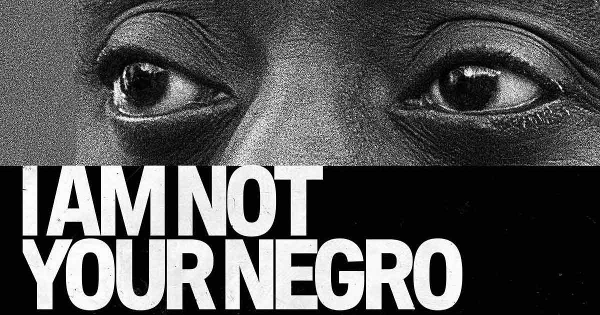 I Am Not Your Negro documentary film with James Baldwin, civil rights activist and writer on RachelAvalon.com