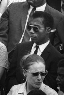 I Am Not Your Negro documentary film with activist James Baldwin in a crowd at the March on Washington for Jobs and Freedom on RachelAvalon.com